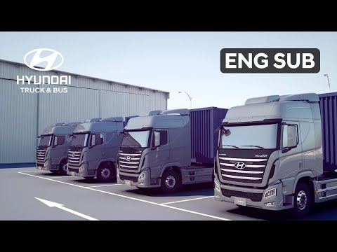 Hyundai - Commercial Vehicle Safety Technology