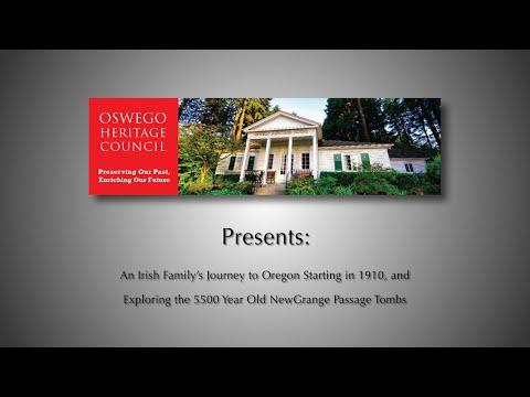 Oswego Heritage Council - Irish Roots
