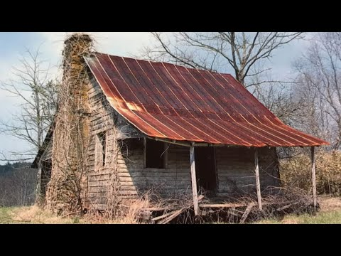 Rebuilding Grandpa's Log Cabin