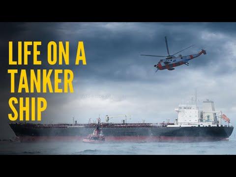 Life On A Tanker Ship (Documentary Part -1)   Merchant Ship