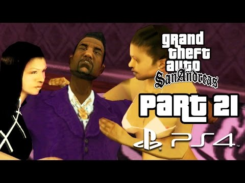 Grand Theft Auto San Andreas PS4 Gameplay Walkthrough Part 21 - JIZZY