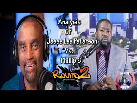 Analysis Of Jesse Lee Peterson vs Phillip S Round 2