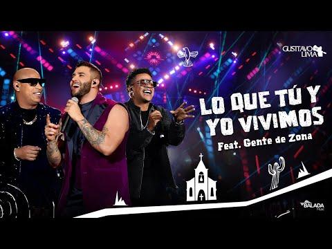 Gusttavo Lima Part. Gente de Zona – Lo Que Tú y Yo Vivimos – DVD O Embaixador In Cariri (Ao Vivo)