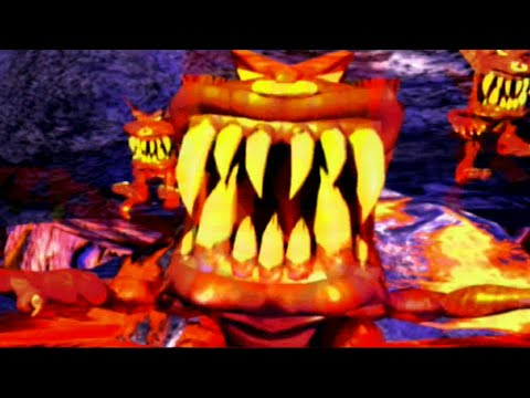 Gauntlet Dark Legacy - Mountain Kingdom 4 - Lost Cave  