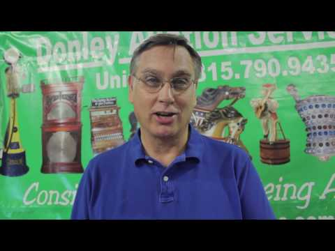 Donley Auctions-Hood Ornaments Unboxing