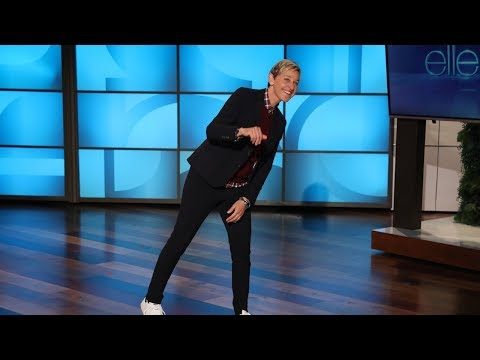 Ellen Gives Her Audience a 302 Million to 1 Chance of Winning the Lottery