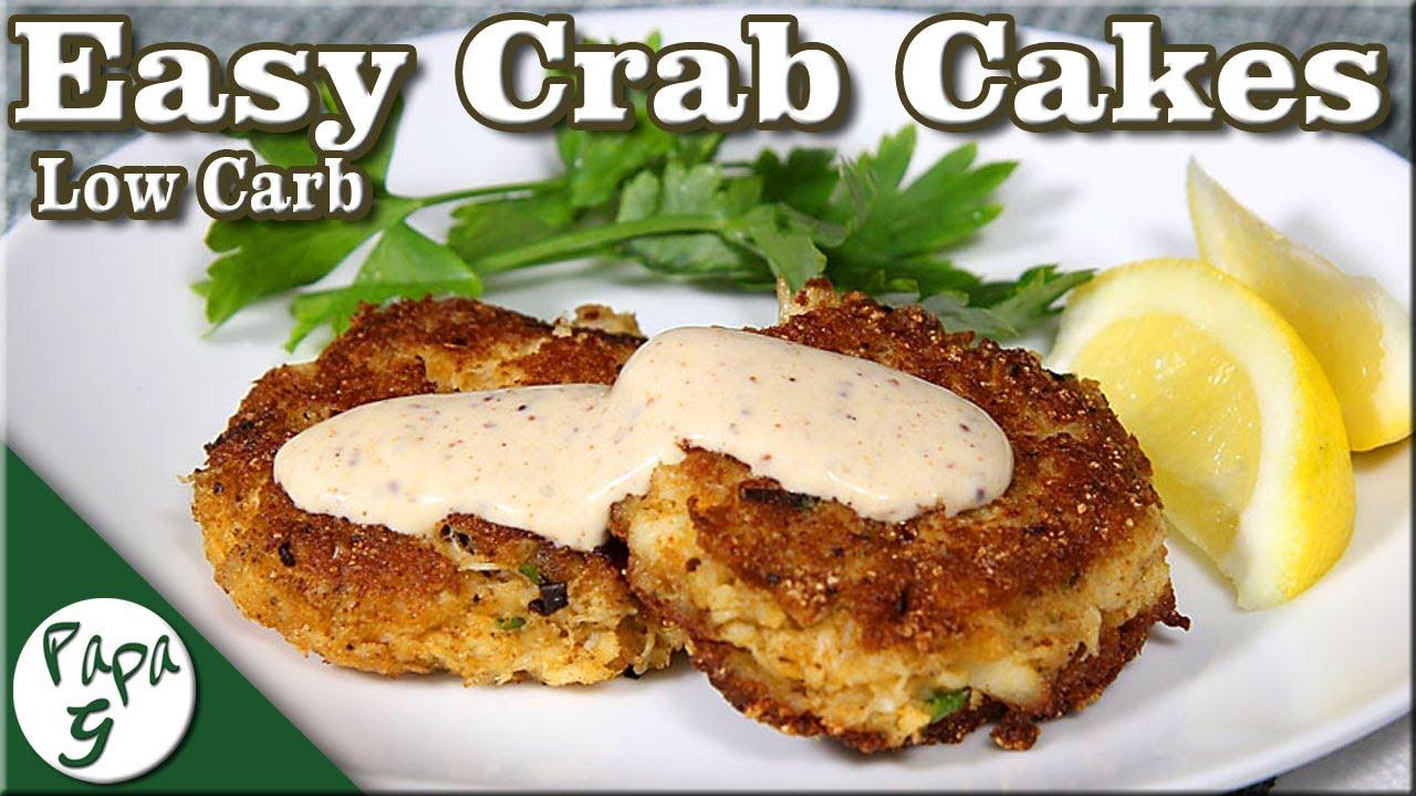 Keto Crab Cake Recipes: A Low Carb Keto Easy Crab Cake Recipe