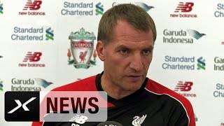 "Brendan Rodgers: ""Job-Angst treibt mich an"" | FC Liverpool - Aston Villa"
