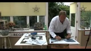 The Challenge of Watercolour with Mike Chaplin - Town House Films - Jackson's Art Supplies
