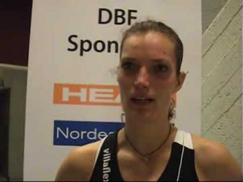 Worlds number one Tine Rasmussen interview