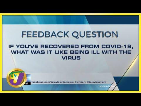 Feedback Question | TVJ News - August 30 2021