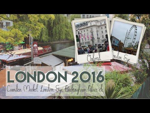 LONDON 2016 | Travel Video