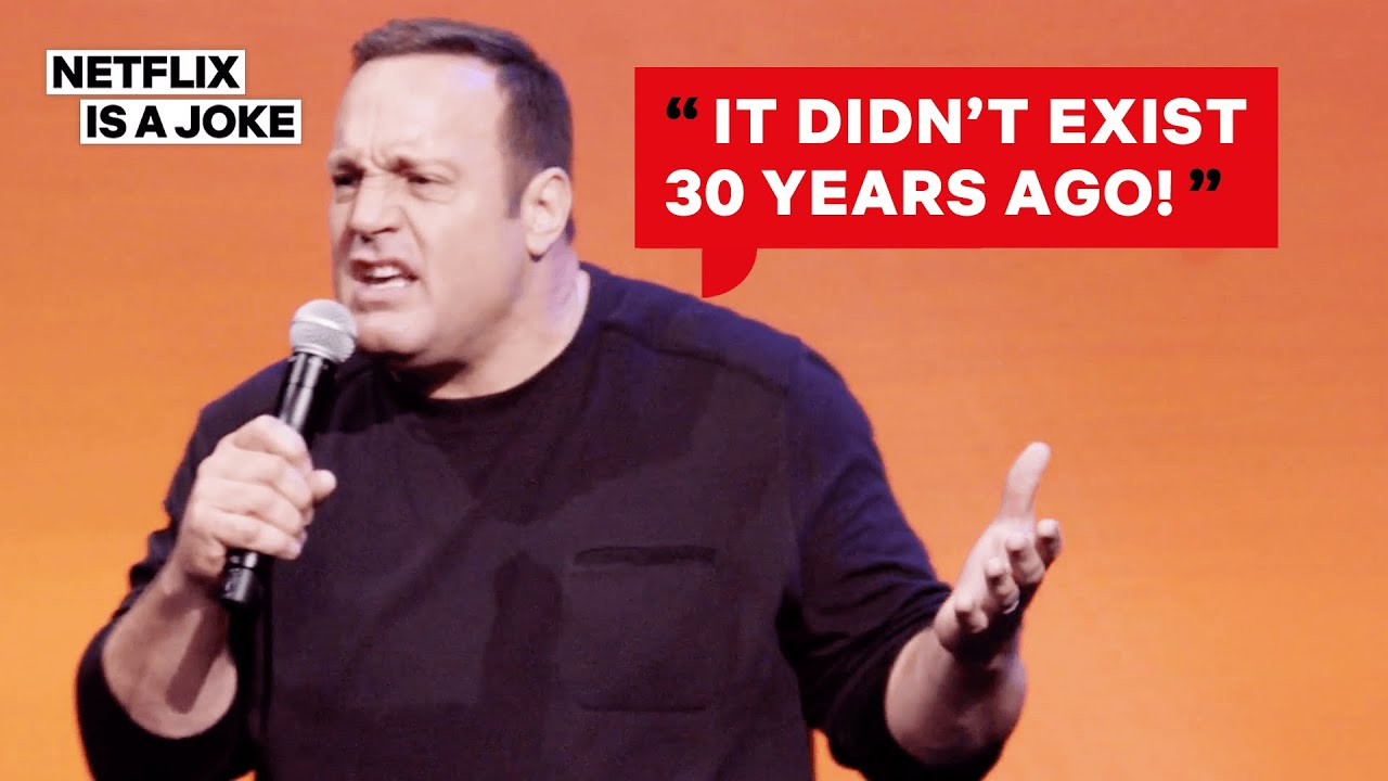 Lactose Intolerance Is Just A Tummy Ache | Kevin James