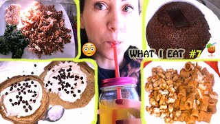 COSA MANGIO IN UN GIORNO?? ACCELERARE IL METABOLISMO - What I eat in a day #7 | Carlitadolce