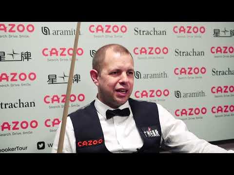 Hawkins Clears Bingham Hurdle | 2021 Cazoo Players Championship Quarter Final