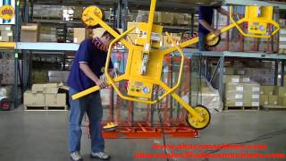 AVL500 Abaco Glass Vacuum Lifter equipment tool
