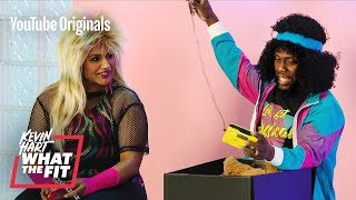 Big Hair and Tight Tights with Mindy Kaling and Kevin Hart YouTube Videos