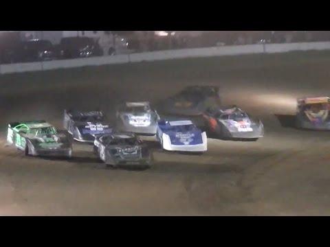 ULMS Super Late Model Heat One | McKean County Raceway | Fall Classic | 10.11.14
