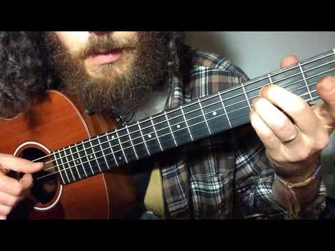 Leave a light on - Tom Walker - tutorial chitarra
