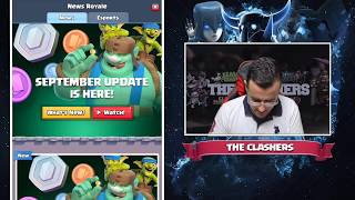Clash Royale - UPDATE - КУПИХ си новите Emotes - Какво ново?