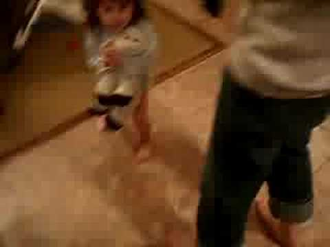 Kurt Jr. Dancing