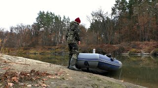 ВЫСАДИЛСЯ НА ДИКИЙ ПЛЯЖ ПРИГОТОВИТЬ ЕДУ! Природа Сказка! Ловля щуки осенью на спиннинг.
