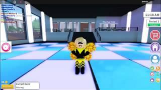 Roblox Queen Biene tanzt Starboy auf Miraculous Marienkäfer