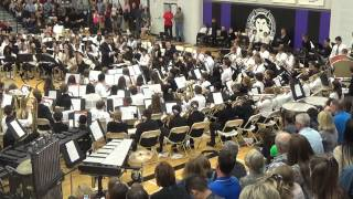 combined 7th grade bands black forest overture michael sweeney