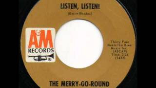 The Merry Go Round - Listen Listen