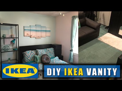 diy-room-makeover-from-ikea-|-under-$300-|-moving-into-the-basement