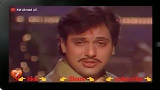 My Favorite 👌 Dialogue 💘 Whatsapp Status Delivery In Govinda Naseeb Movie