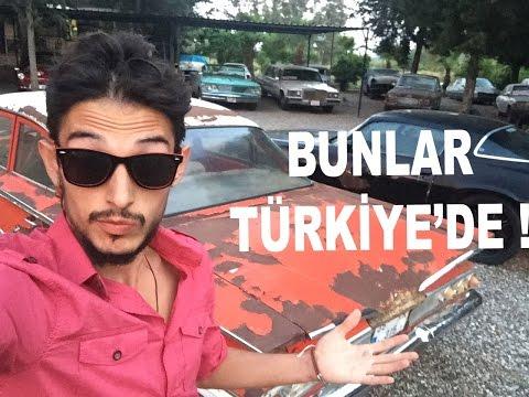 Türkiye'de Terkedilmiş En Büyük Klasik Araba Hurdalığı Keşfi