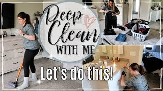 ULTIMATE SPRING CLEAN WITH ME 2019 :: EXTREME SPEED CLEANING MOTIVATION :: DEEP CLEANING ROUTINE