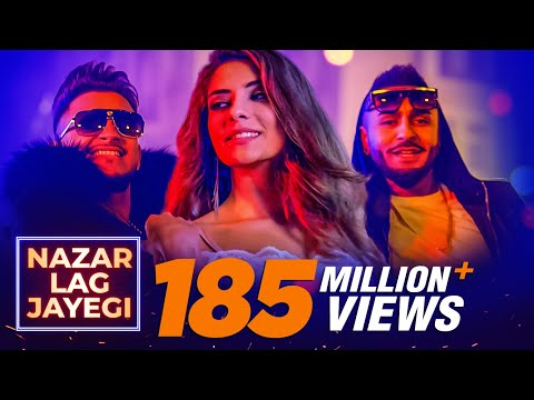 Mix - Millind Gaba: NAZAR LAG JAYEGI Video Song | Kamal Raja | Shabby | New Hindi Songs 2018