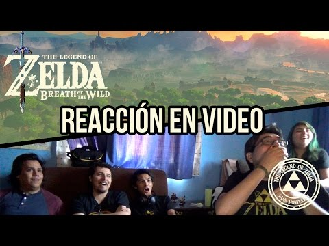 Zelda Fans Monterrey reacciona a Breath of the Wild