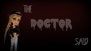 The Doctor said...Msp Version Part 1