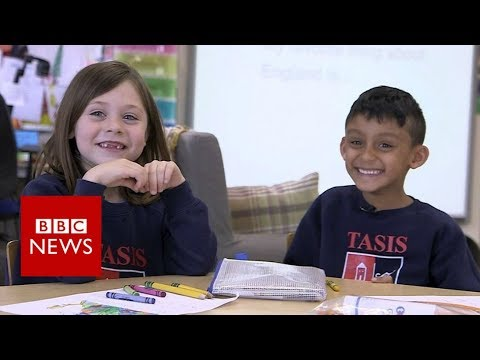 Kids' top tips for Meghan Markle - BBC News