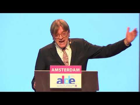 Speech by Guy Verhofstadt at ALDE Party Congress 2017