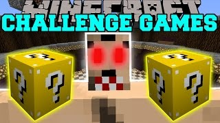 Minecraft: TOUGH GUY CHALLENGE GAMES - Lucky Block Mod - Modded Mini-Game