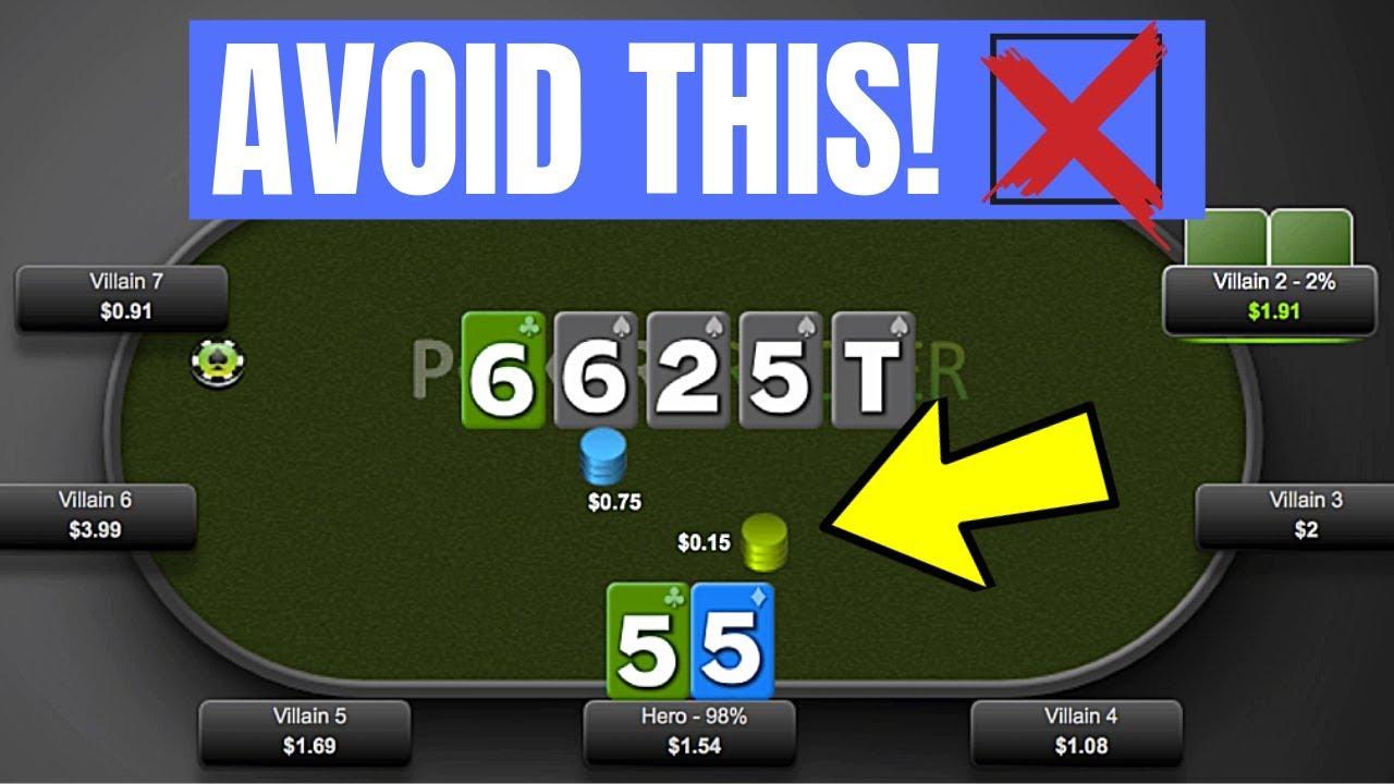 Poker Bet Sizing
