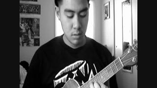 143 (I Love You)- Bobby Brackins Ft. Ray J (Ukulele Cover)