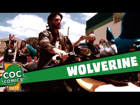 Wolverine Brazil | Coc Comics Rio Claro 2016