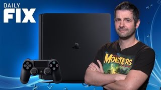 sony packs more into new ps4 slim ign daily fix