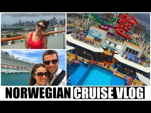 Norwegian Getaway Cruise - Day One: Embarkation