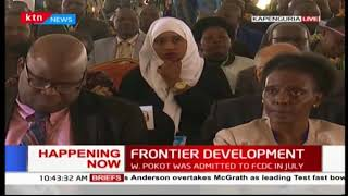 Governors from Frontier Development Counties meeting in Kapenguria