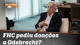 FHC pediu doações a Odebrecht? Há indícios