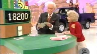 The Price is Right - January 30, 2006