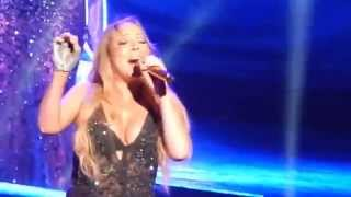 (HD) Mariah Carey - Emotions live Siromet Wines Brisbane Queensland 16/11/2014