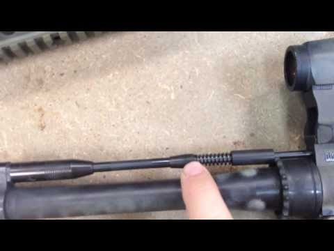 LWRC M6A2 Gas Piston System - Basic Overview