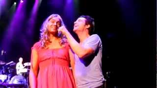 """Train Pat Monahan with Andy Grammer """"Bruises"""" Phoenix"""